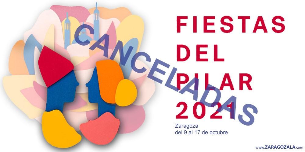 Suspendidas las Fiestas del Pilar 2021